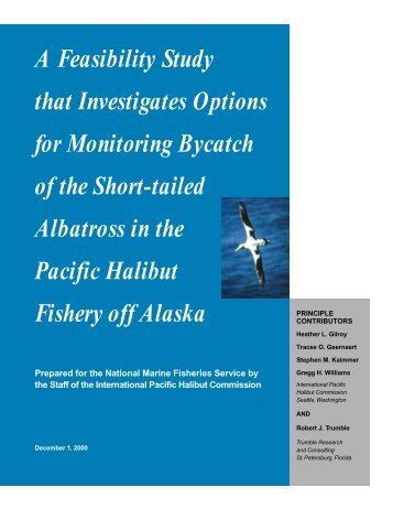 A Feasibility Study that Investigates Options for Monitoring Bycatch of
