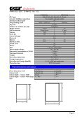 UniOP CP10G-04, CP11G-04 - Hiflex - Page 2
