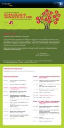 IzobraževalnI management 2010 - Planet GV