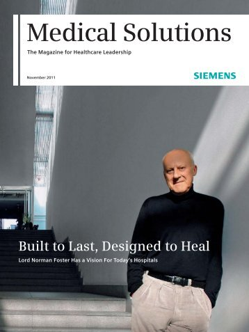 Download complete edition Medical Solutions - Siemens Healthcare