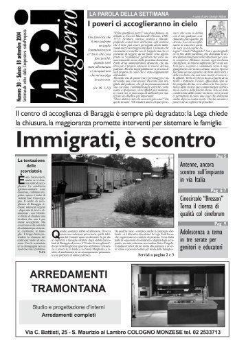 18 Settembre 2004 - Noi Brugherio