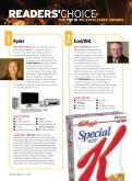 the top 10 3pl excellence awards - Inbound Logistics - Page 2