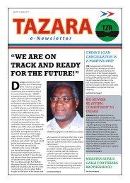 tazara - TradeMark Southern Africa