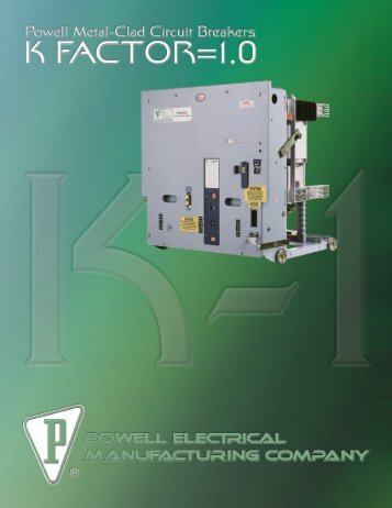Powell Electrical Manufacturing Company - Powell Industries, Inc.