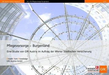 Thema Name Datum Growth from Knowledge ... - Wiener Städtische