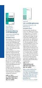 Kompetenzen - W. Bertelsmann Verlag - Page 4