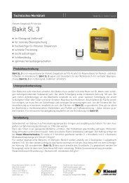 Bakit SL 3_de.pdf - Kiesel Bauchemie GmbH & Co.KG