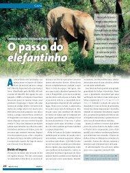 O passo do elefantinho - Linux Magazine