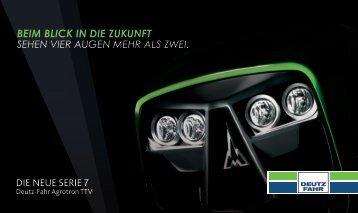 Agrotron Serie 7 TTV - Deutz-Fahr
