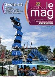 MagCognac41 été 2011 - Ville de Cognac