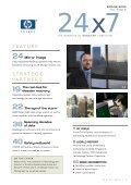 Spring 2003 - HP NonStop technology enhances security - PDF - Page 2