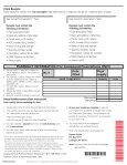 CFE Prescription Drug Reimbursement Form - Premera Blue Cross - Page 2