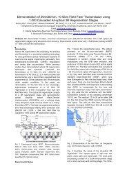 Demonstration of 264000 km, 10 Gb/s field fiber transmission using ...