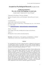 Author template for journal articles - laral