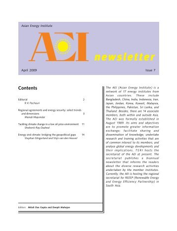 Contents - Asia Energy