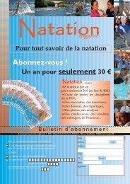 Salomé Lafay - Fédération Française de Natation