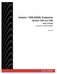 7990-A2-GB20-00 - Zhone Technologies