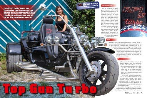 Cover-Story - TRIKE Magazin