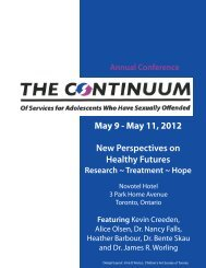 Event Agenda - Children's Mental Health Ontario