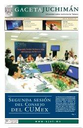 Año 4 Numero 75 - Publicaciones - Universidad Juárez Autónoma ...