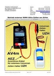 DOWNLOAD\AV4m mit AEZ und UZH Nutzungs ... - Accu-Select