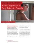 Changing the Frame - Canadian Drug Policy Coalition - Page 4