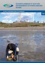 échantillonnage et suivi des déversements d'hydrocarbures ... - ITOPF