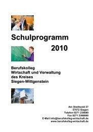 Berufskolleg Wirtschaft und Verwaltung des Kreises Siegen
