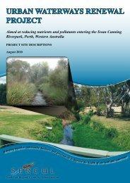 Urban WaterWays reneWal Project - SERCUL