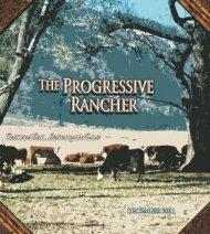 December 2011 Progressive Rancher - The Progressive Rancher ...