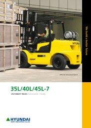 LPG FORKLIFT TRUCKS Environmental - Friendly - Eurotrading ...