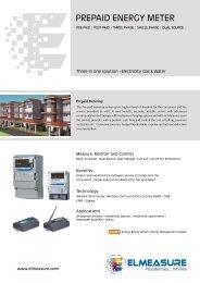 Download Prepaid Meter Catalogue - ELMEASURE - Accurate ...
