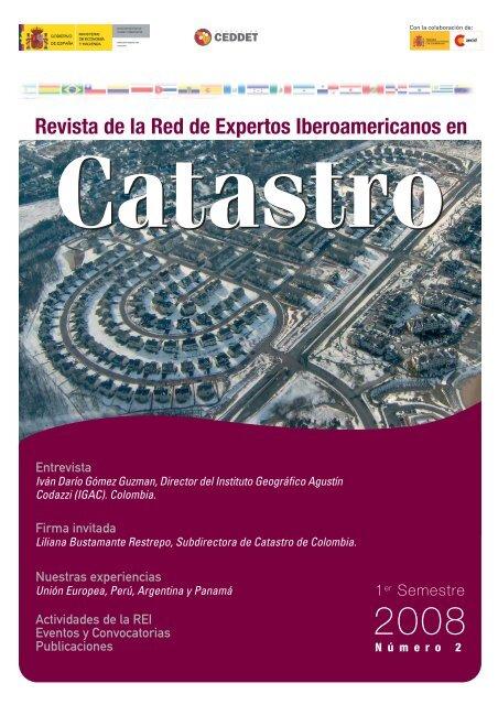 Nº 2 Revista Digital de la REI en Catastro - CPCI