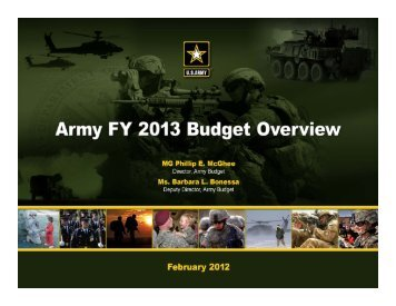 Draft - Army Financial Management