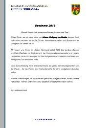 Seminarprogramm 2013 - kassenverwalter.de