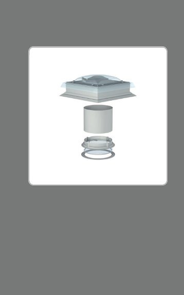 Puits de lumière pour toits plats - Velux