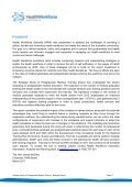 A Strategic Study of Postgraduate Medical Training - Health ... - Page 3