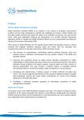 A Strategic Study of Postgraduate Medical Training - Health ... - Page 5