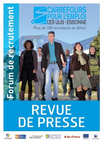 revue de presse écrite - Carrefour Emploi