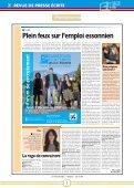 revue de presse écrite - Carrefour Emploi - Page 3