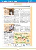 revue de presse écrite - Carrefour Emploi - Page 4