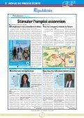 revue de presse écrite - Carrefour Emploi - Page 5