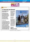 revue de presse écrite - Carrefour Emploi - Page 7