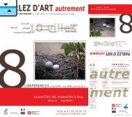 Parlezdart0708.pdf - Connaissance de l'Art Contemporain