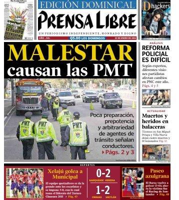 causan las PMT - Prensa Libre
