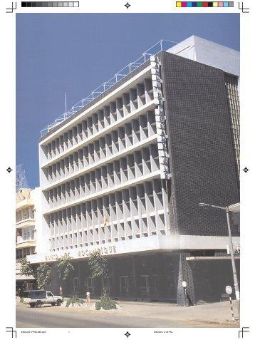 Annual Report 2003 - Banco de Moçambique