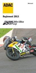 Reglement 2013 - ADAC Motorsport