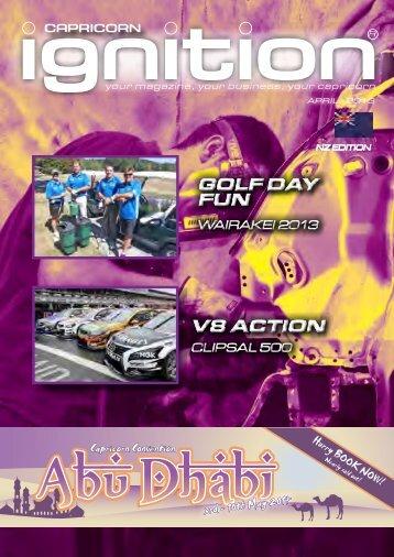 Golf Day fun Golf Day fun v8 action v8 action - Capricorn Society