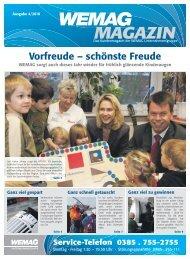 WEMAG Magazin 2010 01 - WEMAG AG - Homepage