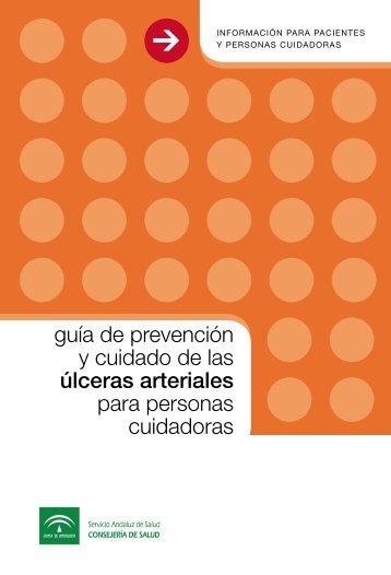 Guía de prevención y cuidado de las úlceras arteriales ... - Gneaupp